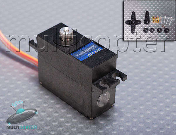 Servo Turnigy MG930 Digital Metal Gear Servo 3.6kg / 26g / 0.14sec