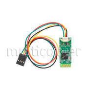 Adaptador bluetooth serial para placas MultiWii MWC Arduino