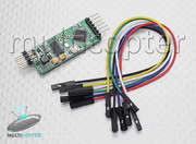 FPV OSD Minim OSD On Screen Display HUD para MultiWii ou Arducopter Megapirata Metapirate APM