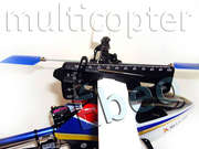 Pitch gauge hélices helicóptero Trex Belt CP CopterX HK450